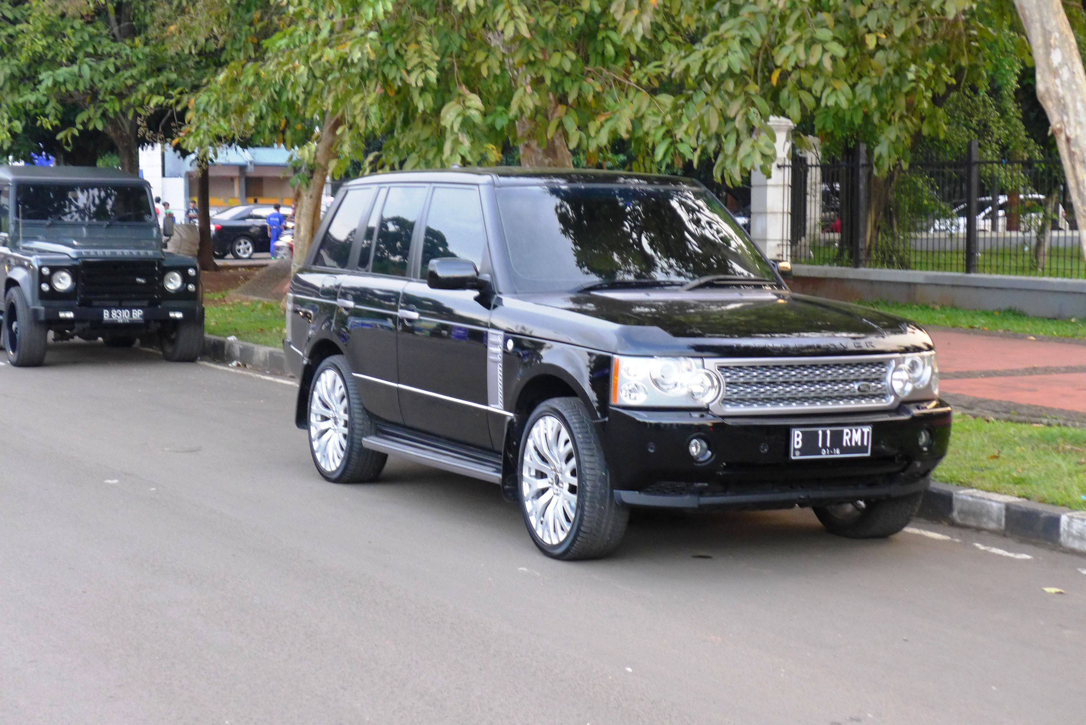 My Range Rover Vogue L322 Supercharged 4x4 Parts Rovers Skyfall