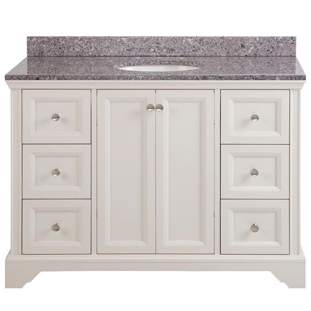 Home Decorators Collection Stratfield 49 In W X 22 In D Bathroom