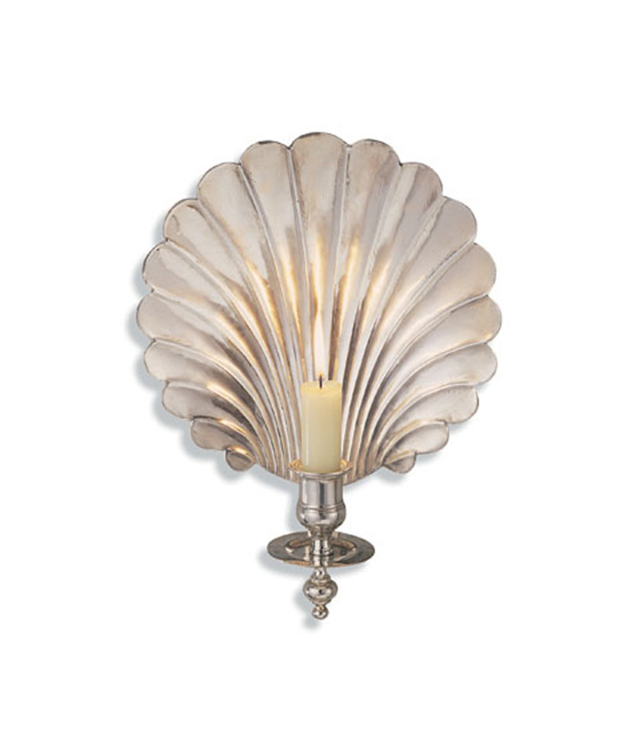 The small shell wall light by soane britainis light can be the small shell wall light by soane britainis light can be supplied for use mozeypictures