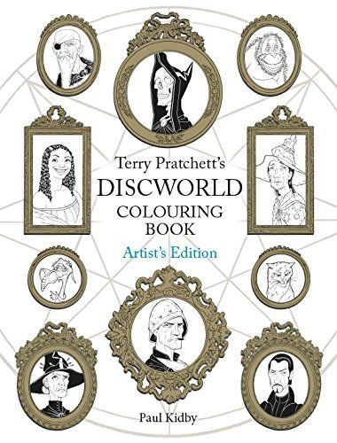 Terry Pratchett\'s Discworld Colouring Book (Colouring Boo ...