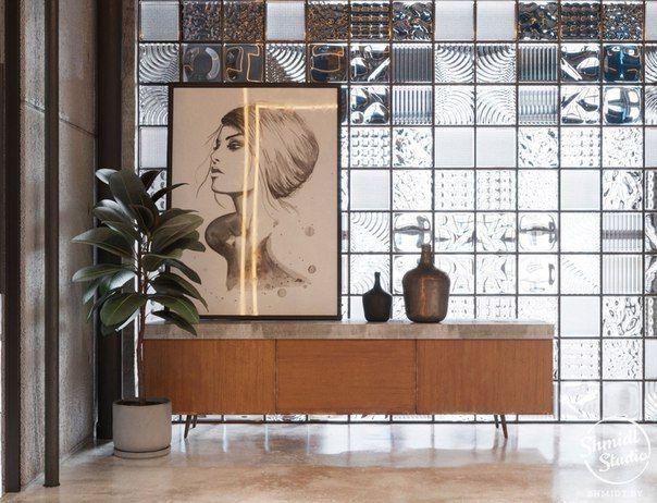 Các hình ảnh design commercial feature wall pinterest