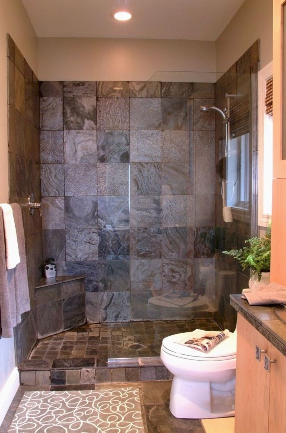 Remodeling A House On A Tight Budget Small Master Bathroom