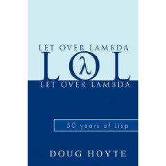 Let Over Lambda by Doug Hoyte