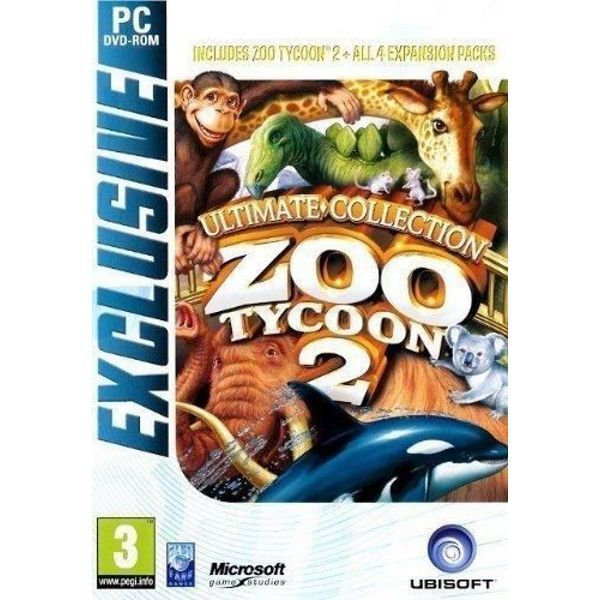Zoo Tycoon 2: Ultimate Collection [PC] | Games | Ultimate collection