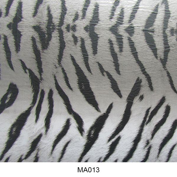 Water transfer film animal skin pattern MA013