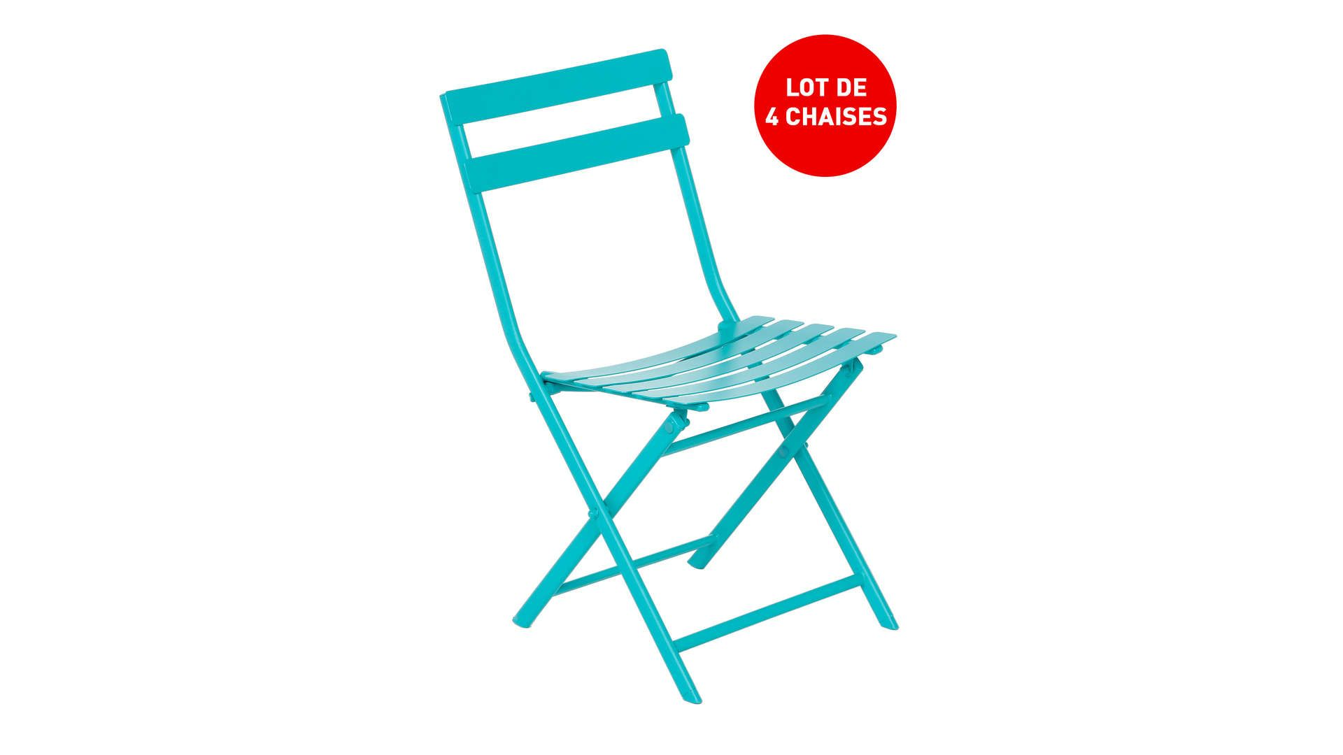Lot De 6 Chaises Conforama