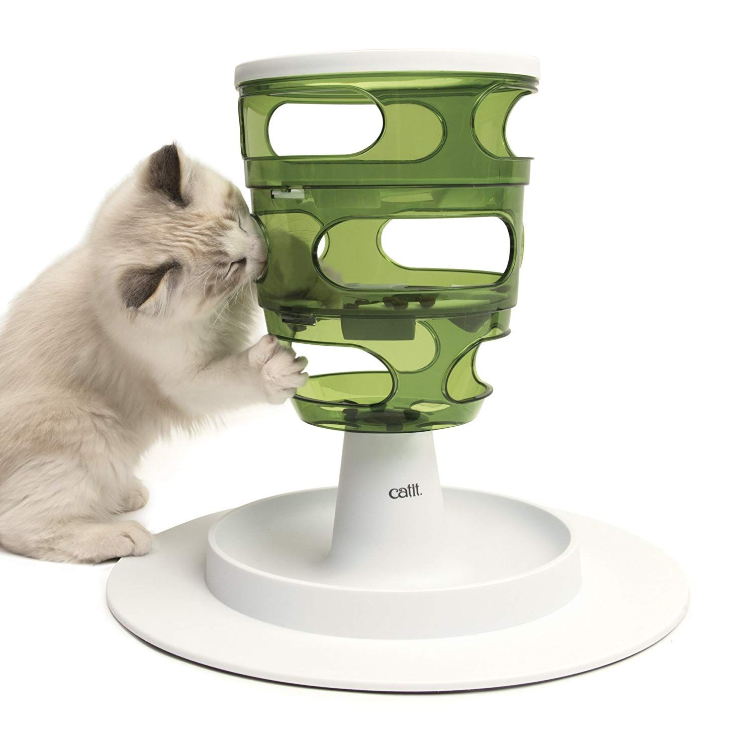 20 Perrrrfect Gifts For Cat Lovers And Cats Cat Toys Interactive Cat Toys Cat Lover Gifts