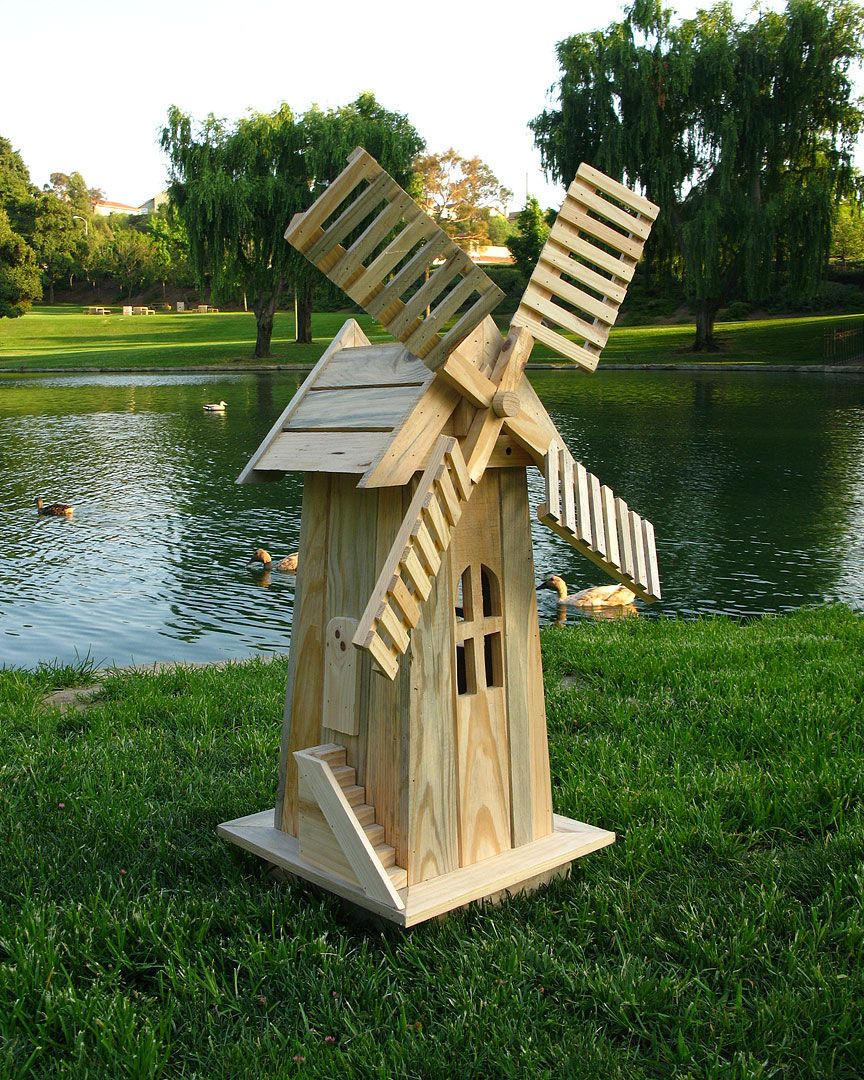 Need a windmill? Maybe if you\'re building your own mini-golf course ...