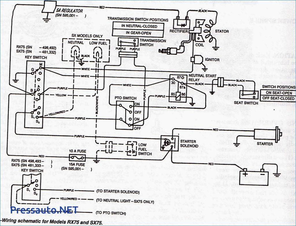John Deere F935 Wiring Diagram For Your Needs