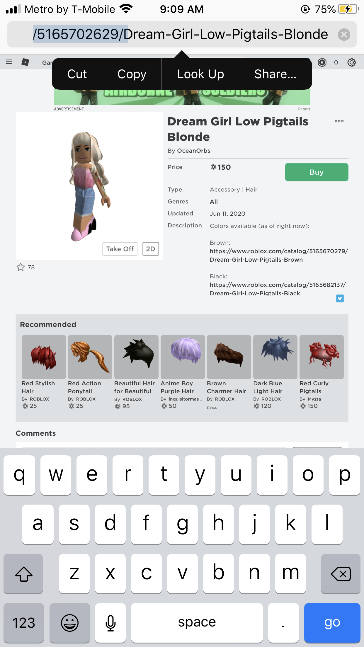 Pin By Francisco Canela On Codes Bloxburg In 2020 Girls Characters Roblox Codes Roblox