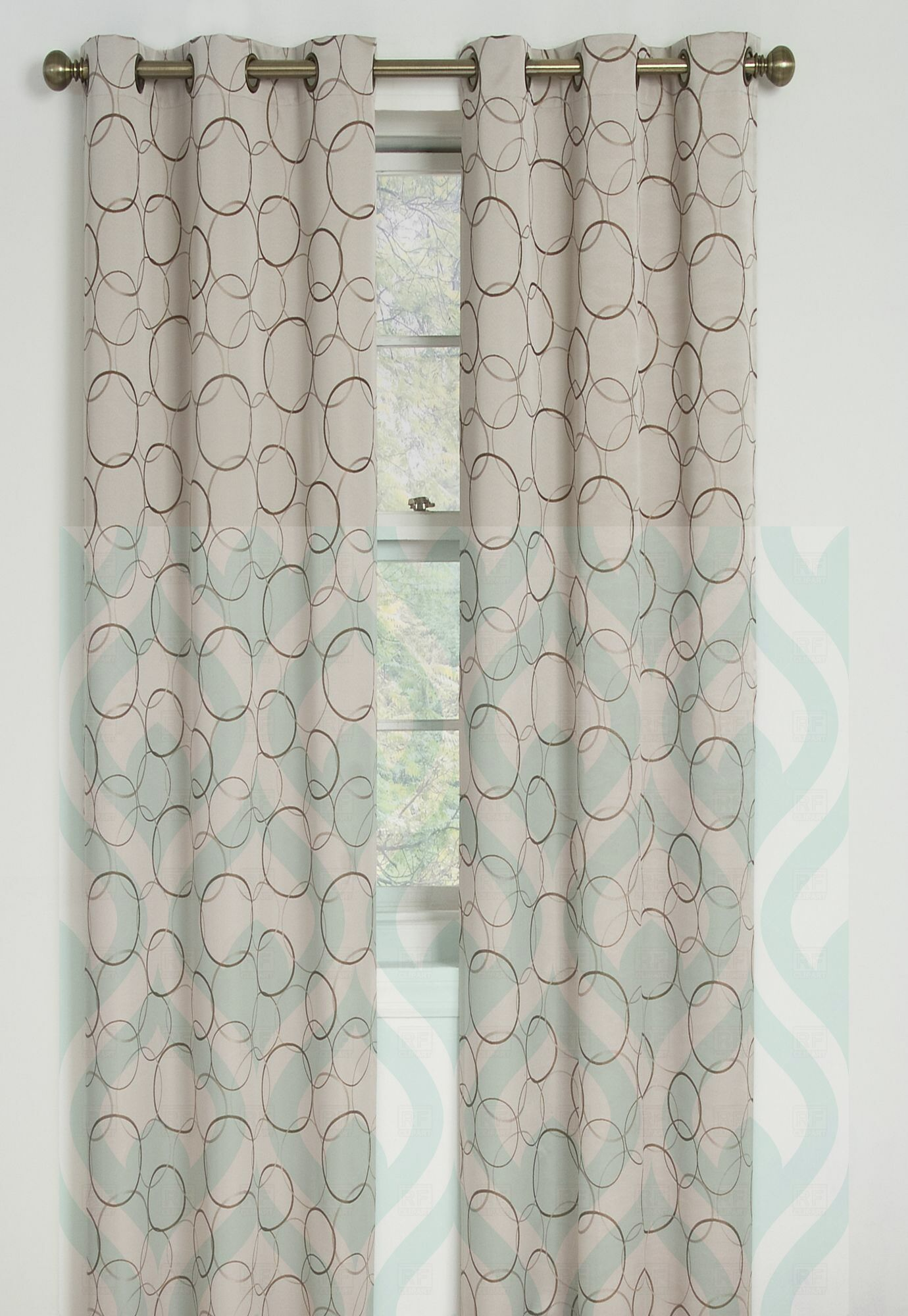 19 Charming Hanging Curtains With Tie Backs Ideas Panel