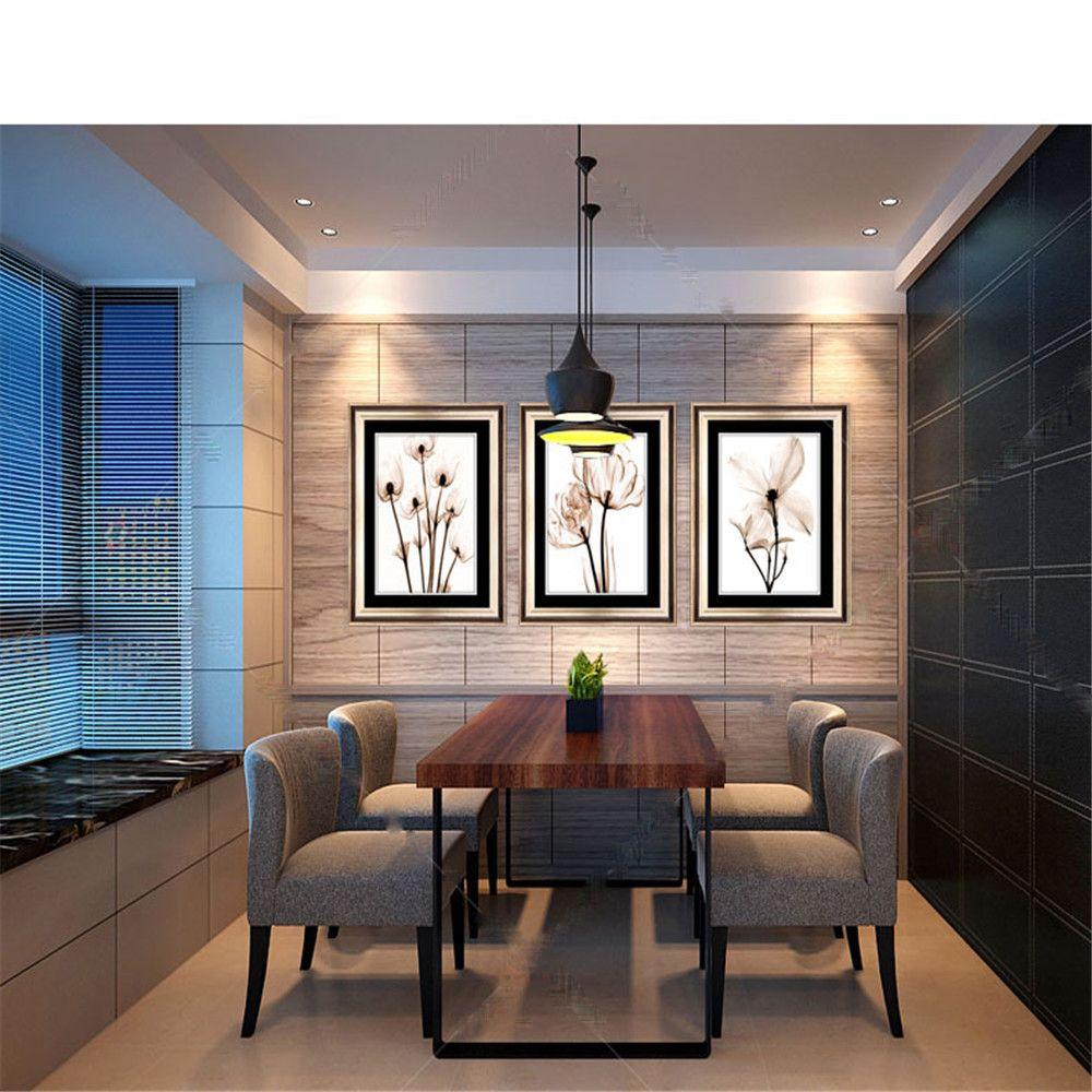 Modular Imagem Arte Pintura A Leo Home Da Decora O Da Lona Simples  -> Sala Simples Decorada