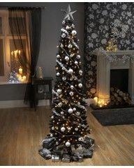 Black Pencil #Christmas Tree