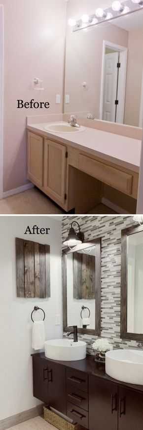 Photo of 14 Epic Bathroom Makeovers You'll Regret Missing