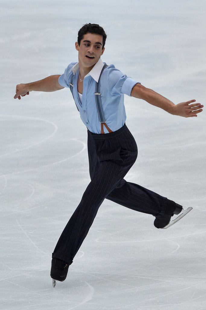 Javier Fernandez ( ESP) | Figure Skating | Pinterest | Male figure skaters Figure skating ...