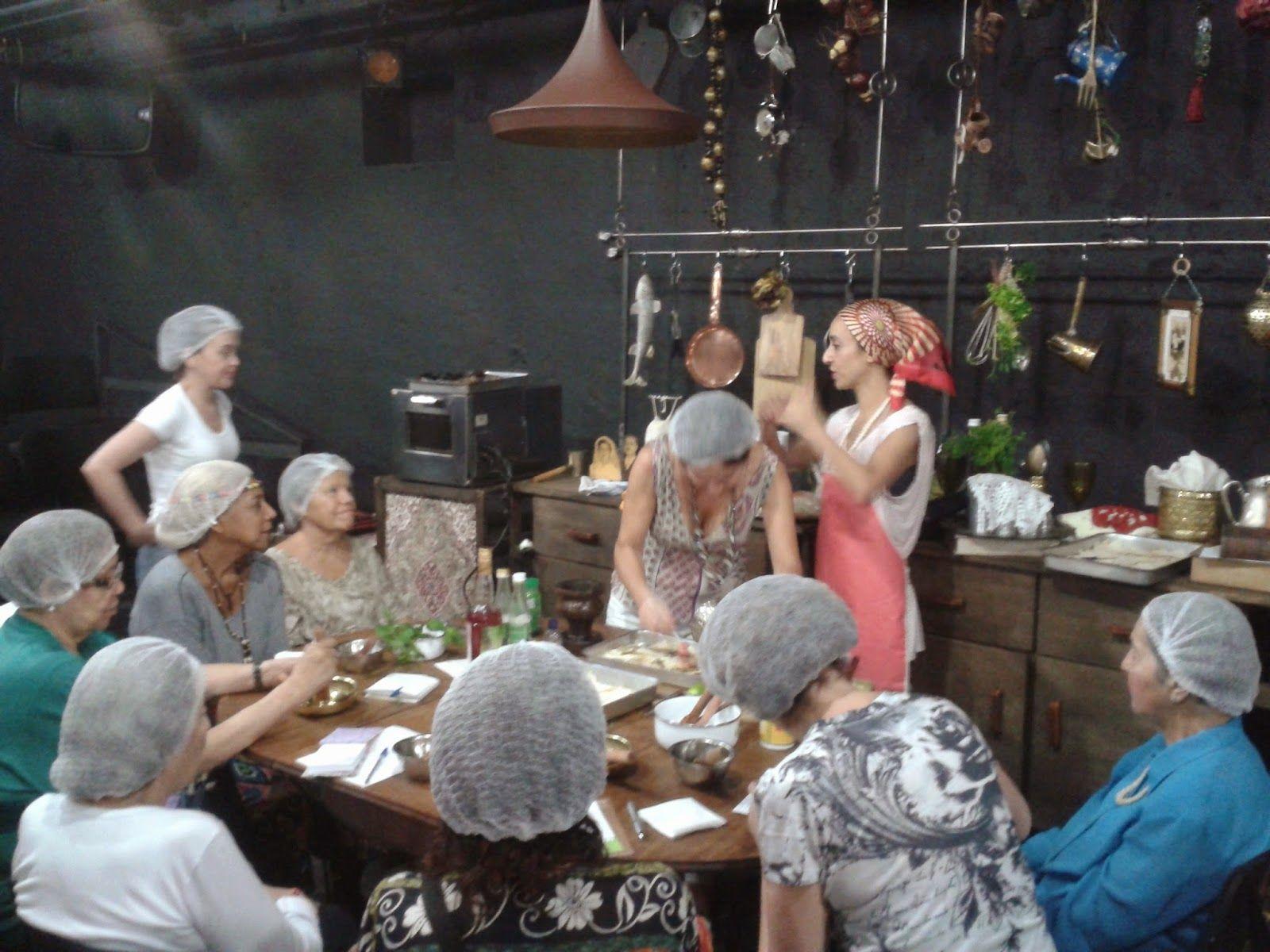 Blog da Gavioli: Uma roda de mulheres - papo e cozinha