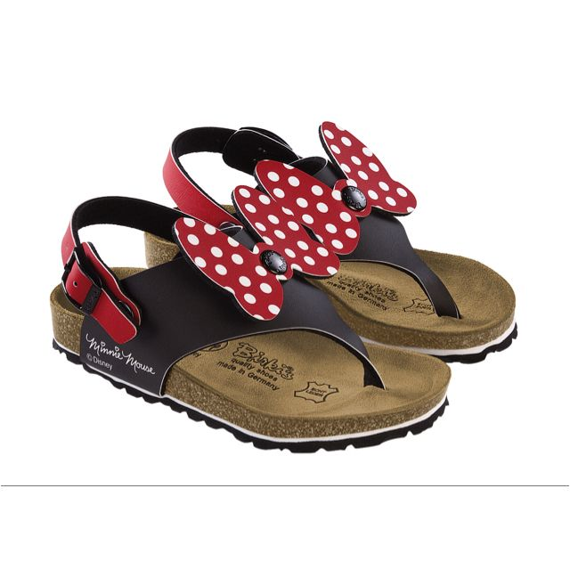 623655f980fb tiny minnie mouse Birkenstocks