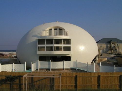 Hurricane Proof Dome House In Florida Dome Homes