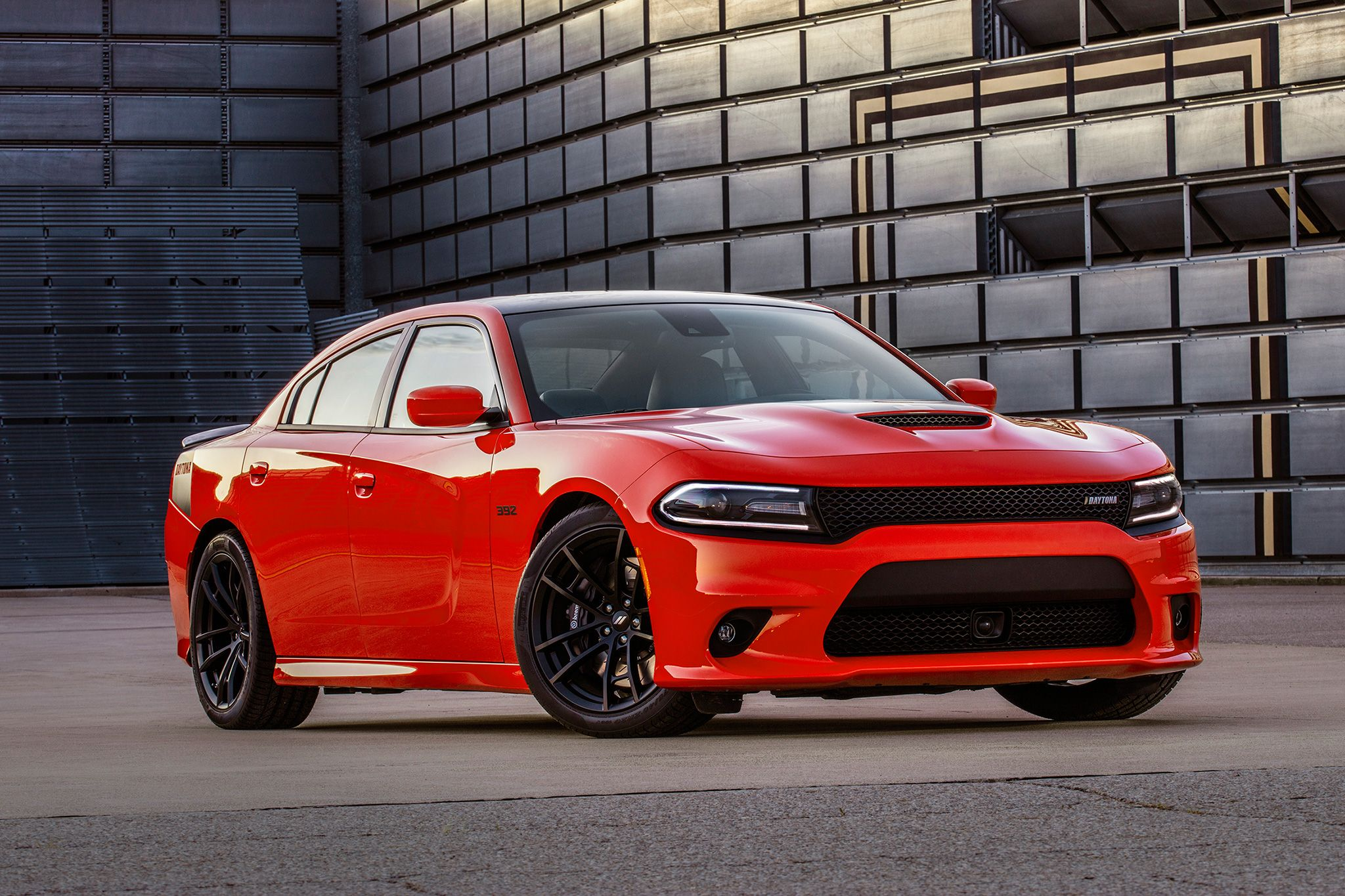 At the same time were revealed two legendary mopars one of them is the new 2017 dodge charger daytona the iconic model which back in the was the