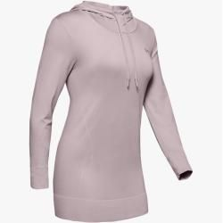 Photo of Under Armour Damen Ua Seamless Hoodie Rosa Sm Under Armour
