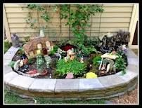 large scale fairy garden - Google Search