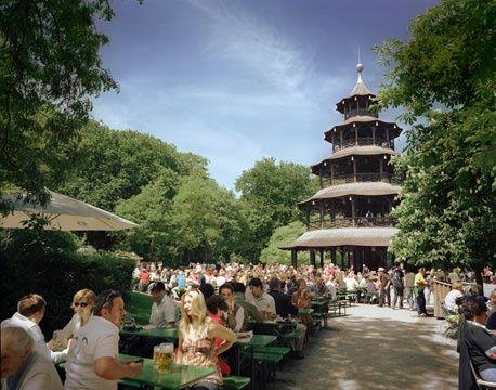 Munich S Englischer Garten English Garden Is Europe S Largest City Park The Park S Main Munchen Englischer Garten Englischer Garten Munich Englischer Garten