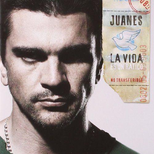 La Vida...Es Un Ratico, 2008 Grammy Awards Latin - Best Latin Pop Album winner, Juanes, artist. Gustavo Santaolalla & Juanes, producers. #GrammyAwards #GoodMusic #Music