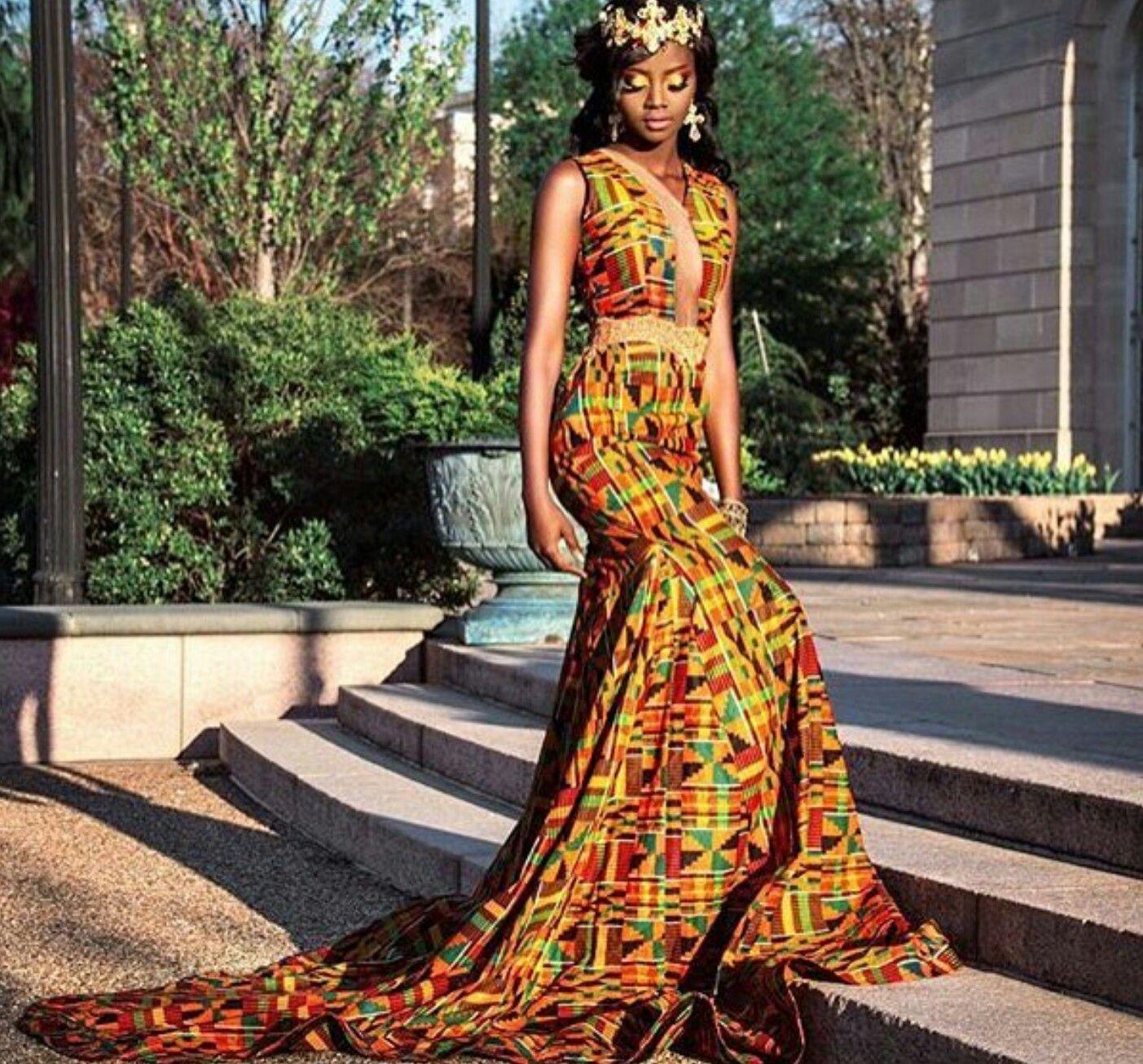 pingl par nah sang sur fashioned by africa pinterest mode africaine robe pagne et tenue. Black Bedroom Furniture Sets. Home Design Ideas