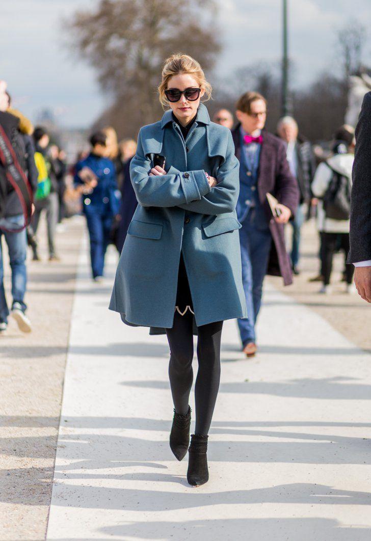 Pin for Later: Retour Sur les Meilleurs Looks Street Style de la Fashion Week de Paris Jour 8 Olivia Palermo