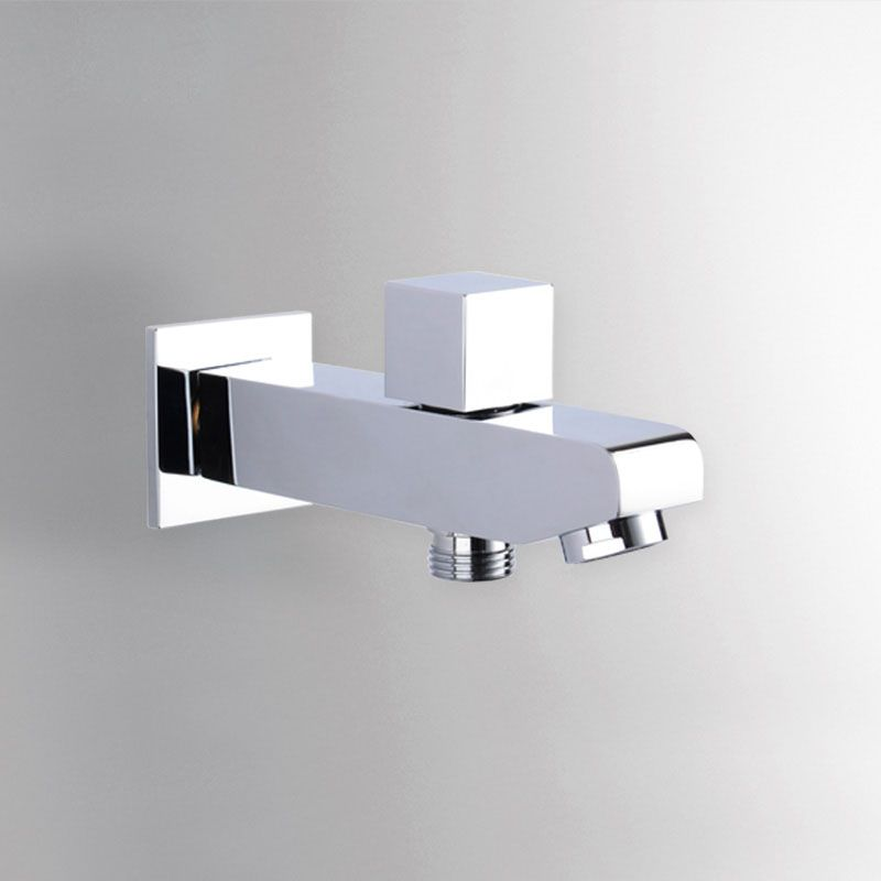 Wall Mounted Brass Free Shipping Bath U0026 Shower Concealed Install Tub Spout  Filler With Diverter Free