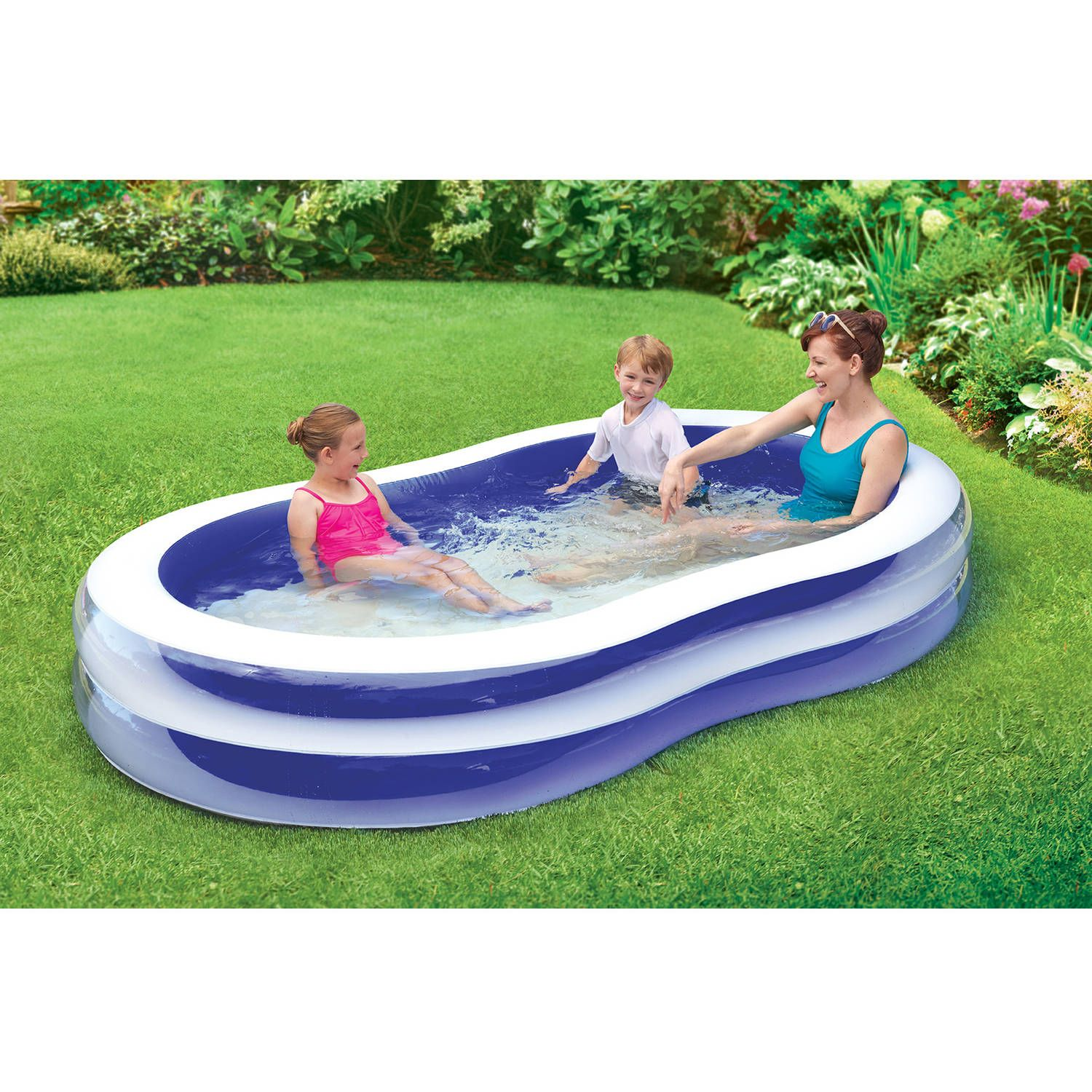 Intex Rectangular Pool Cover For 103 120 Inch Pools By Intex 8 95 For Use With 120in X 72in Or 103in X Pool Cover Rectangular Pool Children Swimming Pool