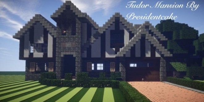 Tudor Mansion Minecraft House Designs Cool Minecraft Houses Mansions