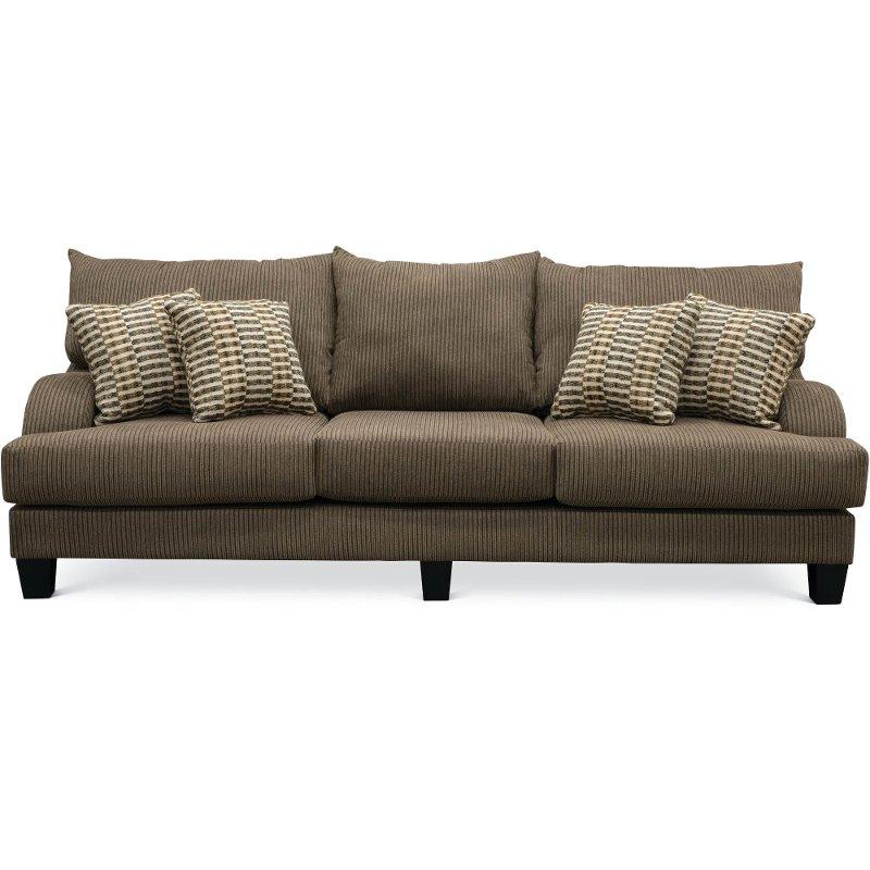 Contemporary Dark Gray Sofa Bed Laguna Modern Grey Sofa Dark