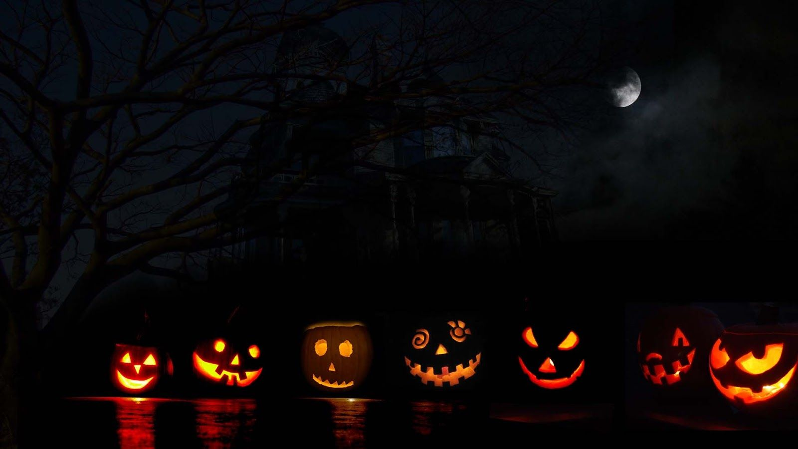 Live Wallpapers Free On Halloween Phoneia Halloween Desktop Wallpaper Pumpkin Wallpaper Halloween Wallpaper Backgrounds