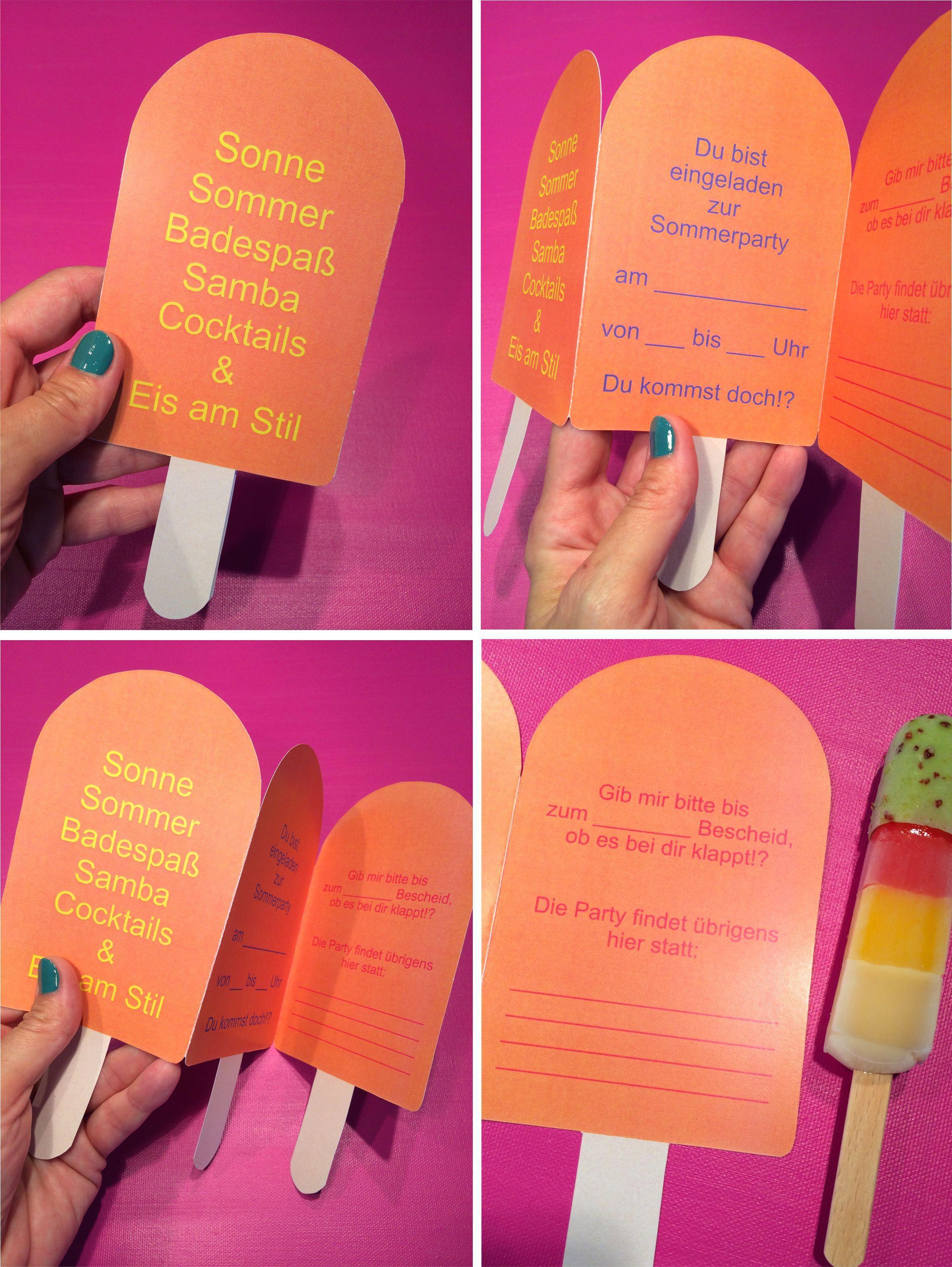 einladungskarten kindergeburtstag basteln pferde | einladungen, Einladung