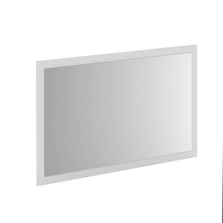 Miroir Salle De Bain 120 Cm miroir l. 120 cm perla blanc | products en 2019 | miroir et