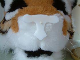 Tiger head part 6