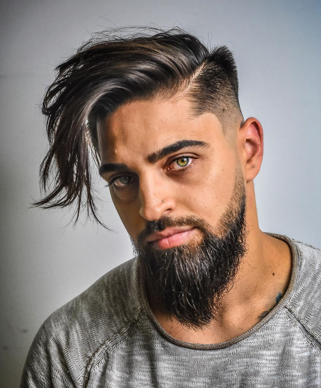 Classic Hairstyles Men Mens Hairstyles Long On Top Stylesrant Coiffure Courte Coiffure Beaute