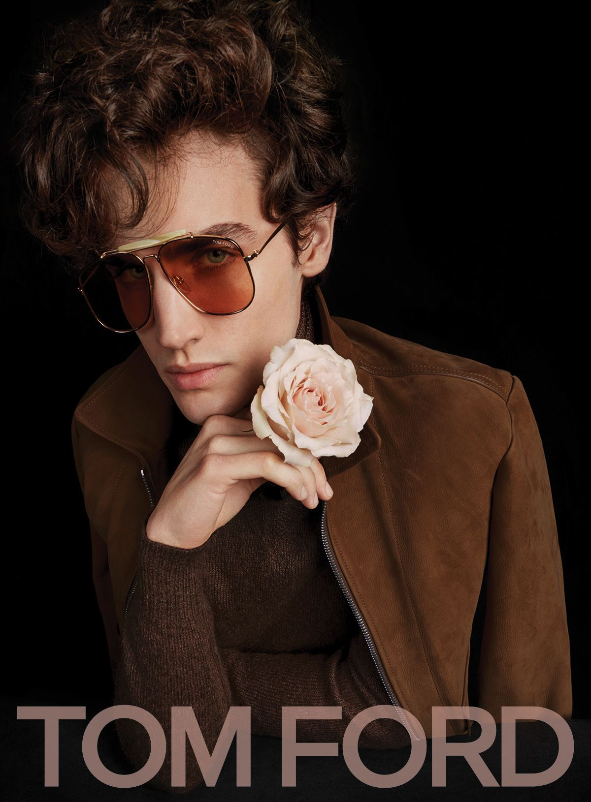 19439c9c5849 Discover the TOM FORD Spring Summer 2017 Campaign shot by Tom Ford.  TFSS17