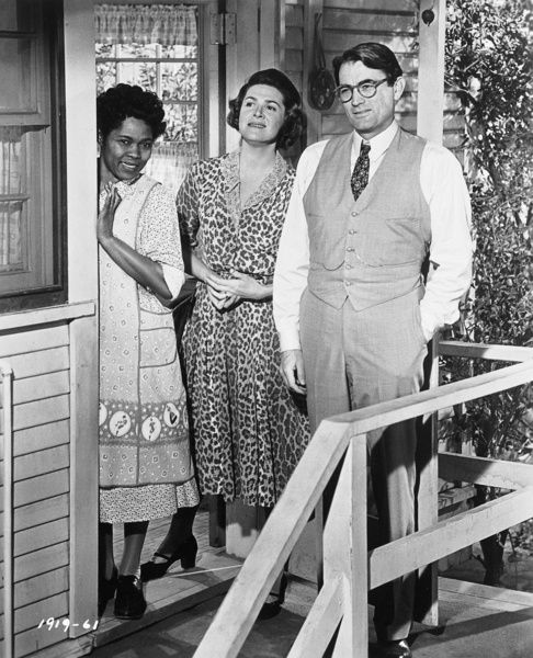 Image result for Atticus Finch and Aunt Alexandra
