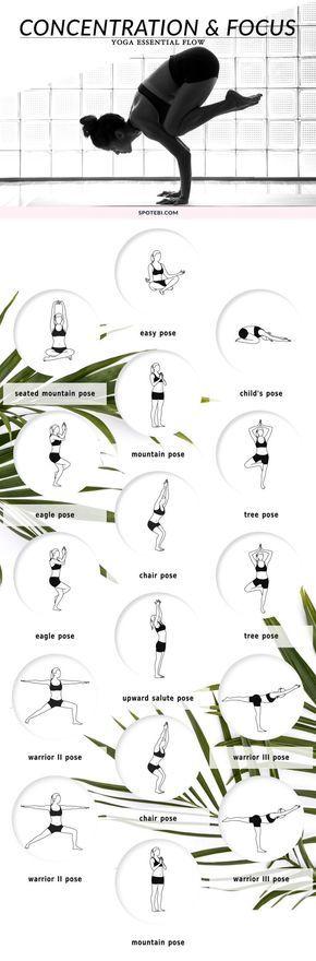 Yoga Essential Flow Central Nervous System Yoga Flow And Yoga