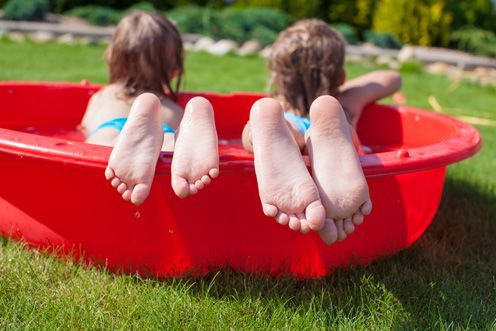 Would you let your kids have a '1970's-style' summer? Playing outside in the sun all day, watching plenty of TV, eating whatever they want... what are the pros and cons?