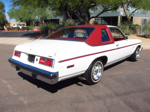 1976 Chevrolet Nova Concours Edition 10 800 Original Miles