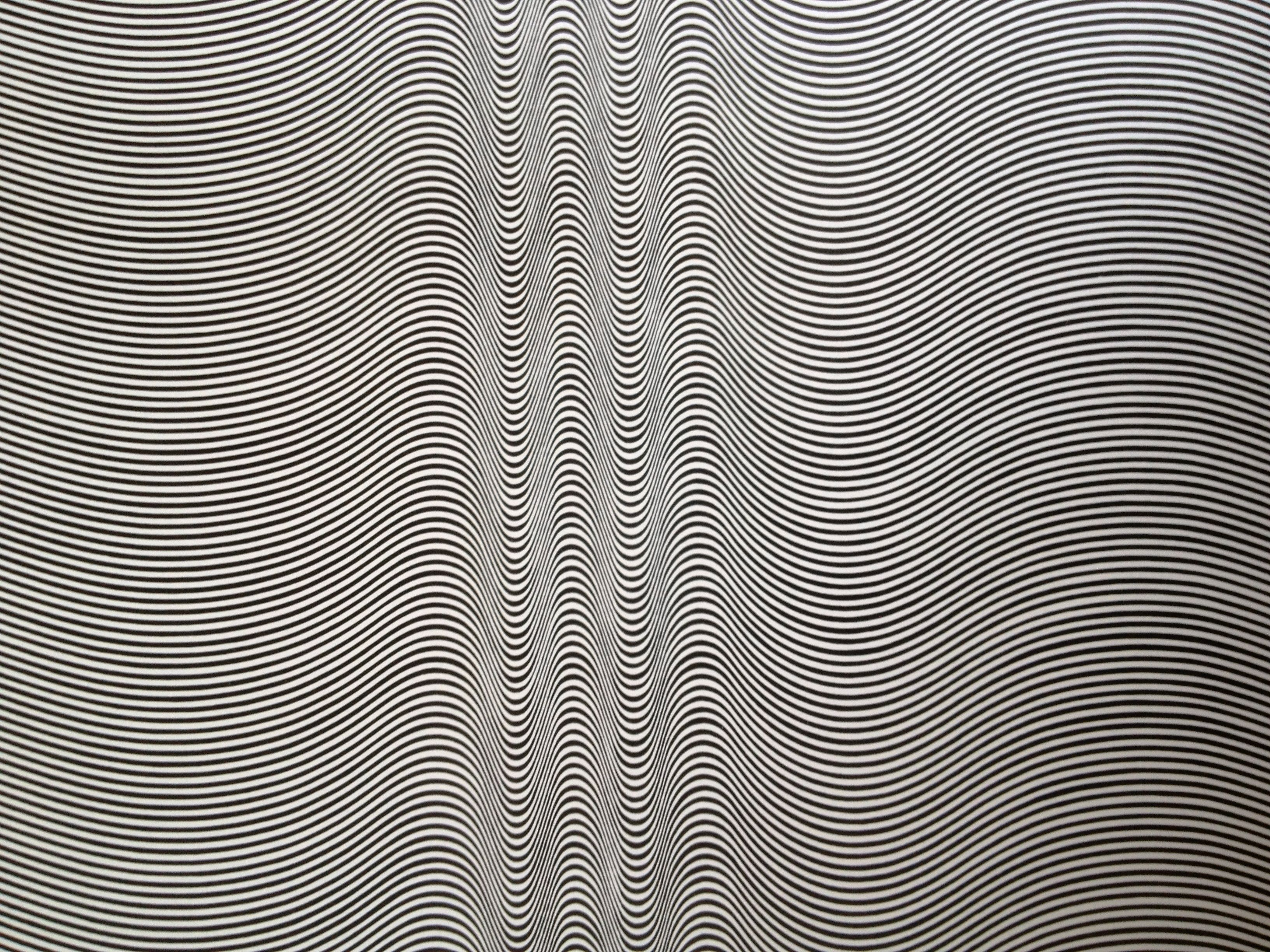 Favori Bridget Riley - 'Current' - 1964 | Bridget Riley OP ART  TS22