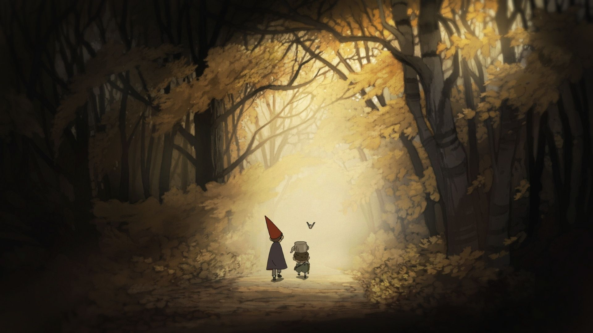 10 Most Popular Over The Garden Wall Desktop Wallpaper Full Hd 1080p For Pc Background Over The Garden Wall Garden Wall Wall Wallpaper