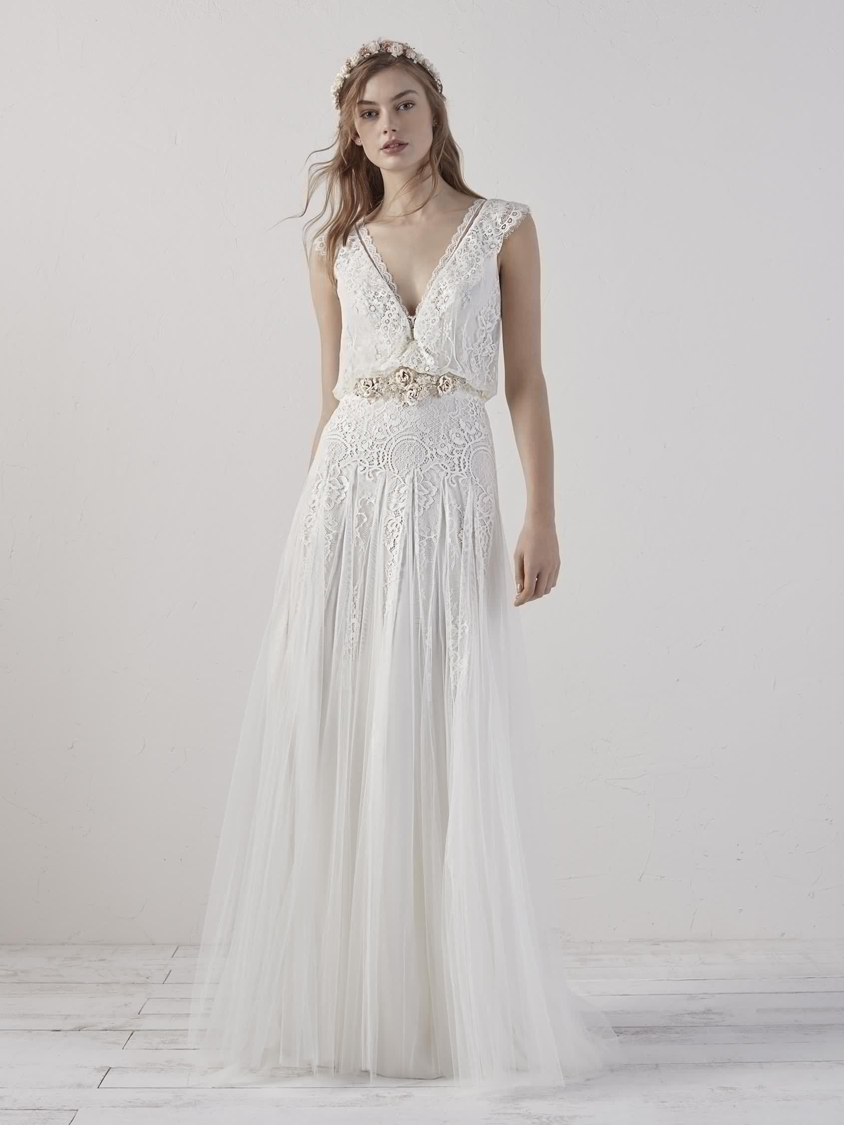 e241ef16b6 Pronovias: Eco in 2019 | Wedding dresses | Pronovias wedding dress ...