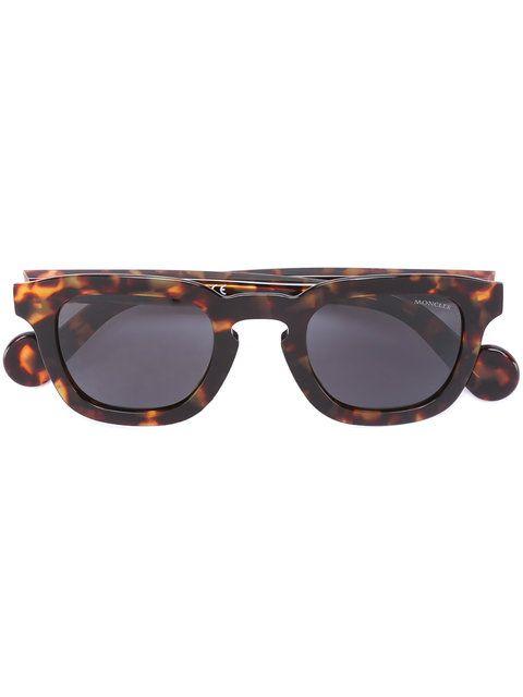 Round-frame Acatete Polarised Sunglasses Moncler IlMN3I