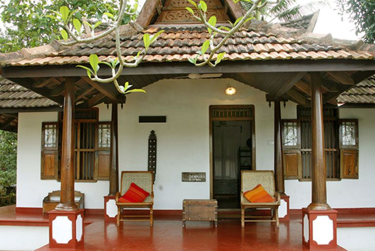 Gorgeous Cottage In Kumarakom Kerala India This Is My Second