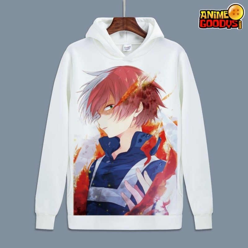 Hoodies & Sweatshirts Dragon Ball Goku Crossover One Piece Luffy Fleece Streetwear Strongest Anime Monkey Hoodies Women Men Black Sweatshirts Customers First