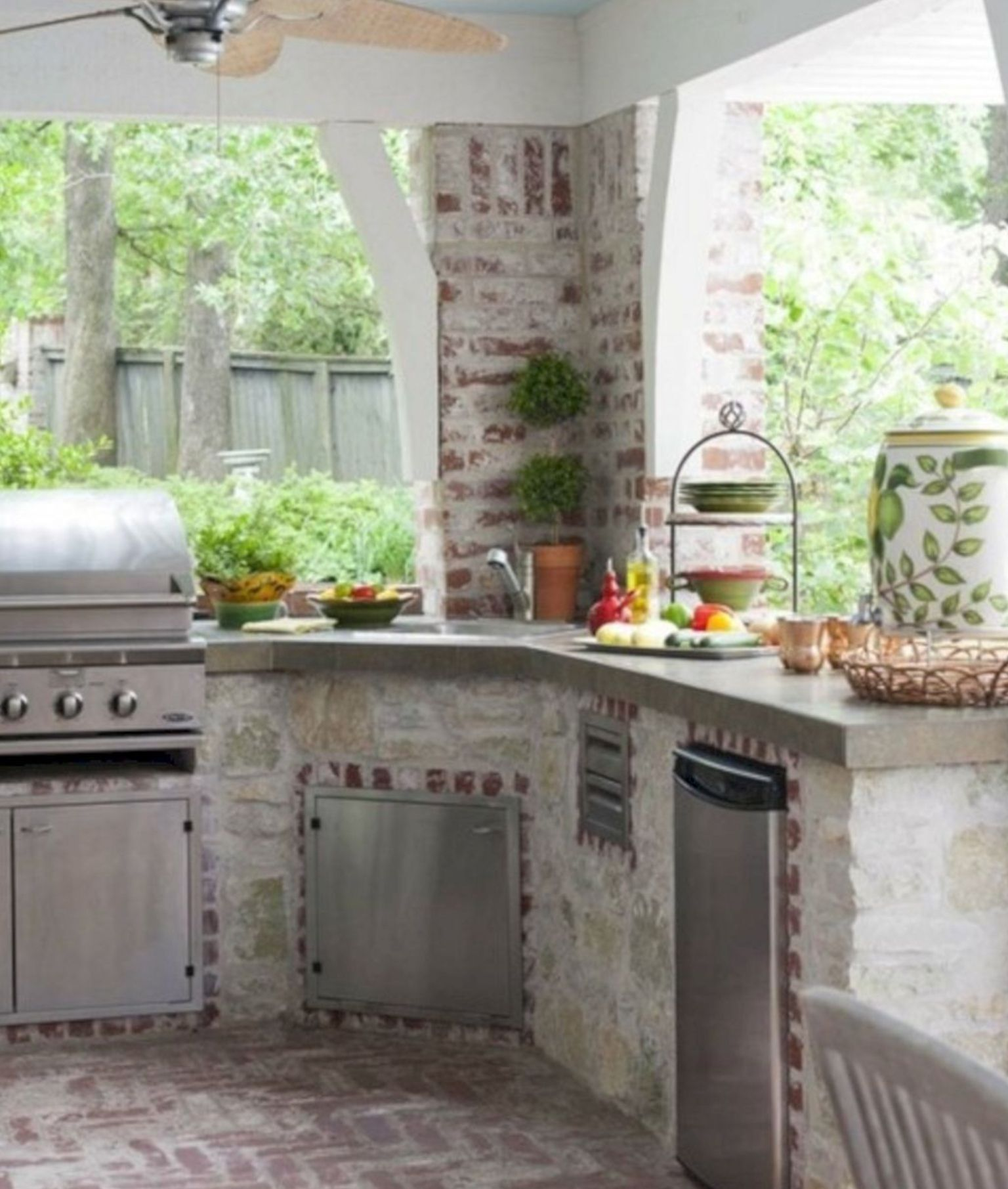 like accent topiary pot simple outdoor kitchen diy outdoor kitchen rustic outdoor kitchens on outdoor kitchen easy id=53619